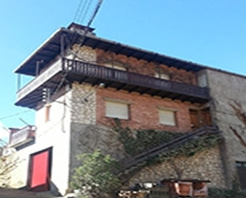 Casa castells ger social - Casa rural ager ...